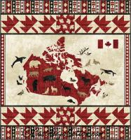 Oh Canada Quilt Pattern CJC-49752