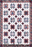 Stars with Diamonds Quilt Pattern CJC-49761