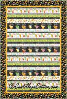 Cheers Quilt Pattern CJC-4977