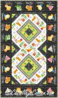 Cheers Quilt Pattern CJC-4978