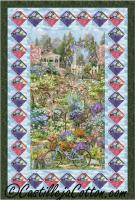 Garden Baskets Quilt Pattern CJC-4980
