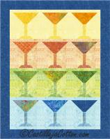 Happy Hour Quilt Pattern CJC-4982