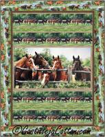 Room to Run Quilt Pattern CJC-49891