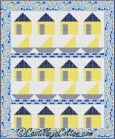 Harbour Quilt Pattern CJC-50071