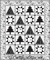 Starry Teepees Quilt Pattern CJC-5010