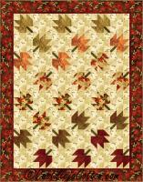 Tumbling Leaves Quilt Pattern CJC-50163