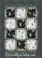 Easy Tens Two Quilt Pattern CJC-5030
