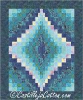 Mystical Gem Quilt Pattern CJC-5053