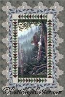 Forest Eagle Panel Quilt Pattern CJC-50641