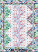 Tropical Birds Quilt Pattern CJC-5086