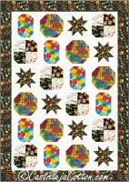 Balloon Party Quilt Pattern CJC-5099