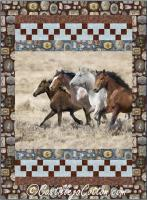 Wide Open Spaces Quilt Pattern CJC-5109