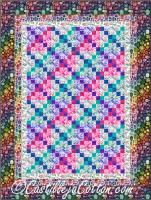 Diamond Paths Quilt Pattern CJC-5110