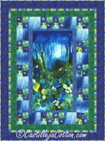 Deep Forest Quilt Pattern CJC-5112