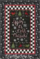 Baby Its Cold Outside Quilt Pattern CJC-5124