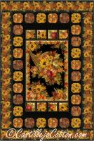 Harvest Bounty Quilt Pattern CJC-5130