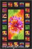 Flower Windows Quilt Pattern CJC-51331