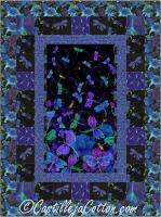 Dragonflies by Night Quilt Pattern CJC-51351