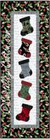 Stockings Were Hung Quilt Pattern CJC-51411