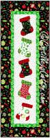 Stockings Were Hung Wall Hanging Pattern CJC-51416
