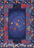 Out of this World Quilt Pattern CJC-51471