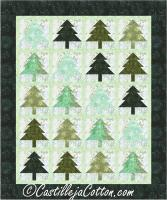 Trees in the Forest Quilt Pattern CJC-51571
