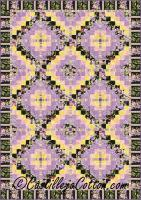 Six Diamonds Quilt Pattern CJC-51871