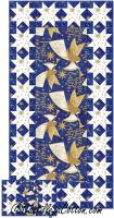 Angels Above Table Runner and Placemat Pattern CJC-52410