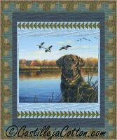 Faithful Dog Friend Quilt Pattern CJC-52761