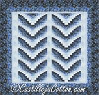 King Whale Tails Quilt Pattern CJC-52841