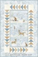 Geese in the Forest Quilt Pattern CJC-52901