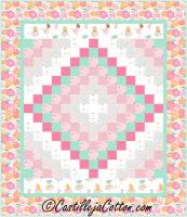 Eight TAW Crib Quilt Pattern CJC-53271