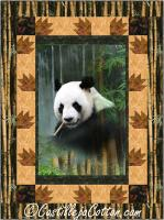 Panda and Paws Quilt Pattern CJC-53351