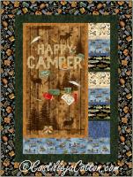 Birds and Fish Quilt Pattern CJC-53391