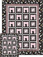 Castles and Stars Quilt Pattern CJC-53540
