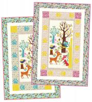 Forest Babes Panel Quilt Pattern CJC-53640