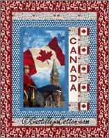 Glorious and Free Quilt Pattern CJC-53711