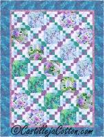 Spring Song Quilt Pattern CJC-54551
