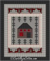 Cabin in the Woods Quilt Pattern CJC-54931