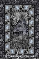 Wicked Haunted House Quilt Pattern CJC-55321