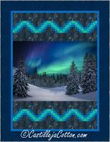 Aurora Lights Quilt Pattern CJC-55521