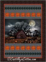 Haunted House Quilt Pattern CJC-55541