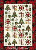 Christmas Things Quilt Pattern CJC-55571