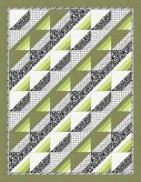 Linear Motion Quilt Pattern CJS-103