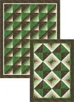 Sideways Motion Quilt Pattern CJS-104