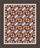 Spencer Creek Quilt Pattern CMQ-105