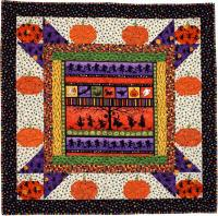 Pumpkin Patch Quilt Pattern CMQ-107