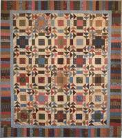 Sweet Adelaide Quilt Pattern CMQ-112