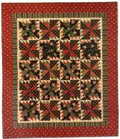 Twirling Roses Quilt Pattern CMQ-129