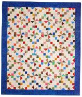 Ring Around the Pinwheel Quilt Pattern CMQ-137